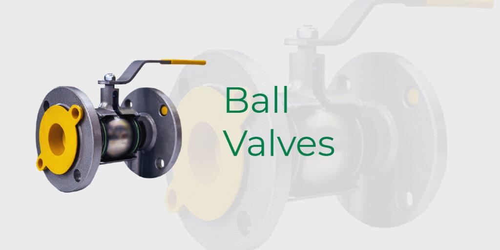 Ball Valves. Click to go to frenstar ball valves page